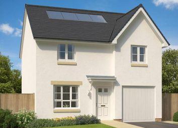 """Thumbnail 3 bed detached house for sale in """"Ravenscraig"""" at West Calder"""