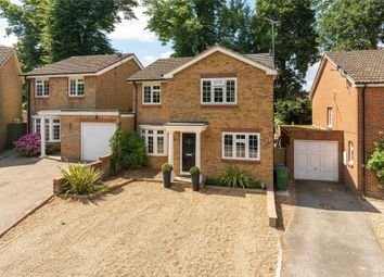 4 bed link-detached house for sale in Marlborough Drive, Weybridge, Surrey KT13