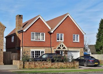 London Road, Ashington, West Sussex RH20. 5 bed detached house for sale