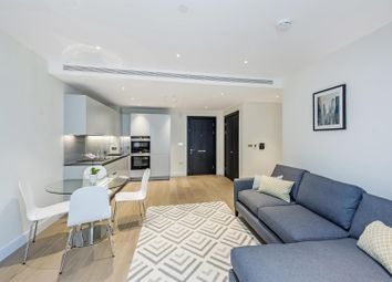 Thumbnail 3 bed flat to rent in Eversleigh Road, London