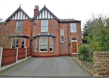 Thumbnail 4 bedroom semi-detached house for sale in Station Road, Carlton, Nottingham