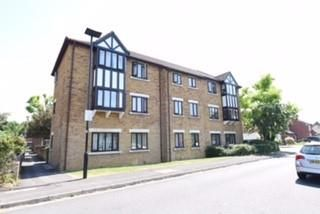 Thumbnail 2 bed flat for sale in Charleston Close, Feltham