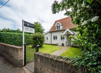 Thumbnail 4 bed semi-detached house for sale in Garboldisham Road, East Harling, Norwich