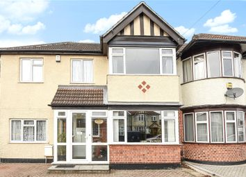 Thumbnail 4 bed end terrace house for sale in Cornwall Road, Ruislip, Middlesex