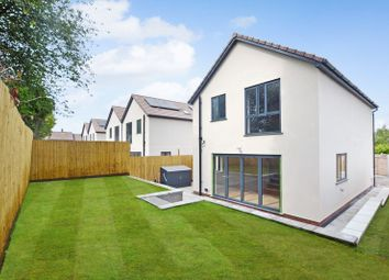 Thumbnail 3 bed detached house for sale in Fernsteed Road, Bishopsworth, Bristol
