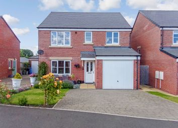 Thumbnail 4 bed detached house for sale in Magdalene Court, Wooler