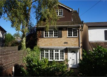 Thumbnail 4 bed detached house for sale in Heath Road, Weybridge