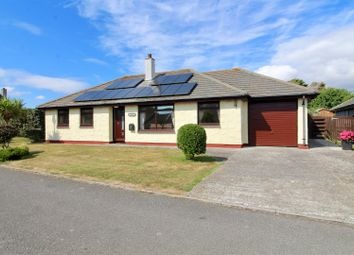 Thumbnail 3 bed detached bungalow for sale in Park Enskellaw, Mullion, Helston