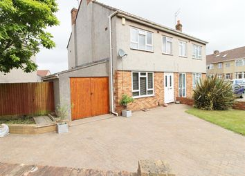 Thumbnail 3 bed semi-detached house for sale in Quakers Road, Downend, Bristol
