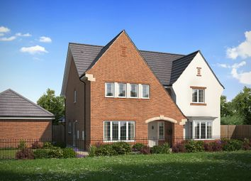 Thumbnail 5 bed detached house for sale in Preston Road, Grimsargh