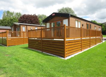 Thumbnail 2 bedroom lodge for sale in Highbank, Porlock, Minehead