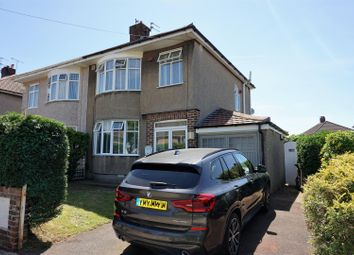 3 bed semi-detached house for sale in St. Brelades Grove, St Annes, Bristol BS4