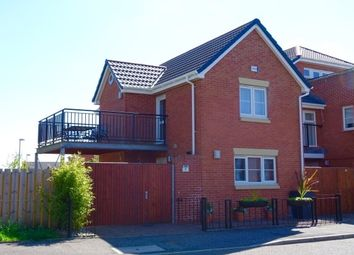 Thumbnail 2 bed link-detached house to rent in Cornfoot Crescent, East Kilbride, Glasgow