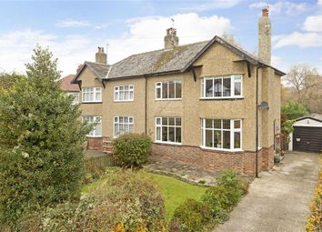 Thumbnail 3 bed semi-detached house for sale in St. Clements Road, Harrogate, North Yorkshire