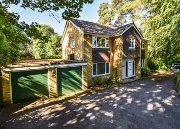 Thumbnail 5 bed detached house for sale in Prior Road, Camberley