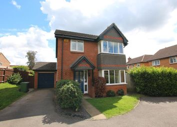 Thumbnail 4 bed detached house to rent in Acer Drive, West End, Woking