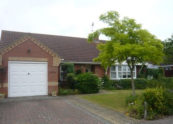 Thumbnail 3 bed detached bungalow to rent in Harebell Road, Downham Market