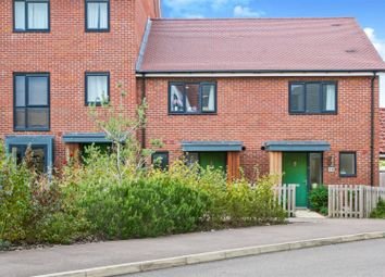 Thumbnail 2 bed terraced house for sale in Welkin Way, Upper Cambourne, Cambridge