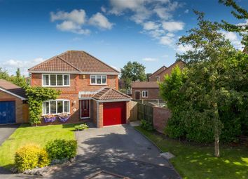 Thumbnail 4 bedroom detached house for sale in Oxley Close, Kirkham, Preston