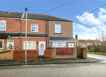 Thumbnail 3 bed end terrace house for sale in Regent Terrace, Barrow Road, New Holland, North Lincolnshire