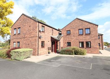 Thumbnail 2 bed flat for sale in Wheelbarrow Court, Scotby, Carlisle