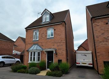 Thumbnail 4 bed detached house for sale in Merton Drive, Mackworth, Derby