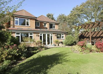 Thumbnail 4 bed detached house for sale in Monsell Drive, Redhill, Nottingham