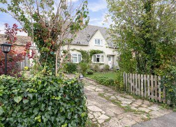 Thumbnail 2 bed semi-detached house for sale in Pemscott Close, Alvescot, Bampton