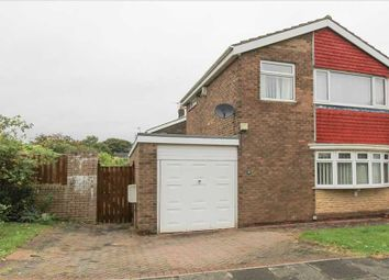Thumbnail 3 bed detached house for sale in Windburgh Drive, Southfield Lea, Cramlington