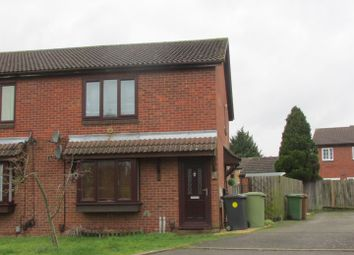 Thumbnail 2 bed maisonette to rent in Coniston Close, Wellingborough