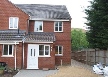 Thumbnail 2 bed property to rent in Post Office Road, Lingwood, Norwich