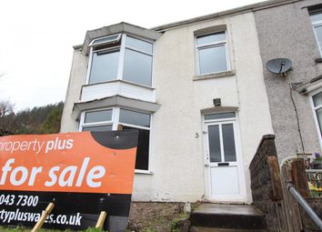 4 bed terraced house for sale in Mount Pleasant, Cymmer -, Port Talbot SA13