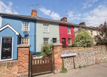 Thumbnail 1 bed terraced house for sale in Station Road, Saffron Walden