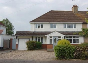 Thumbnail 4 bed semi-detached house for sale in North Riding, St. Albans, Hertfordshire
