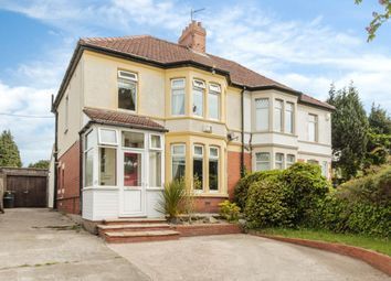 Thumbnail 3 bed semi-detached house for sale in New Road, Cardiff, Cardiff