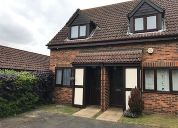 Thumbnail 1 bed semi-detached house to rent in Briar Walk, West Byfleet, Surrey