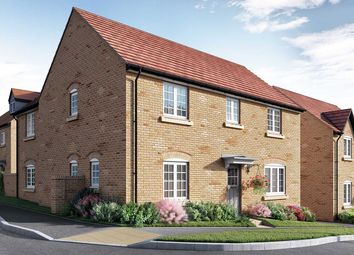"""Thumbnail 4 bed detached house for sale in """"The Kempthorne"""" at Isemill Road, Burton Latimer, Kettering"""