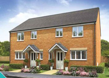Thumbnail 3 bed semi-detached house for sale in Anstee Road, Shaftesbury, Dorset