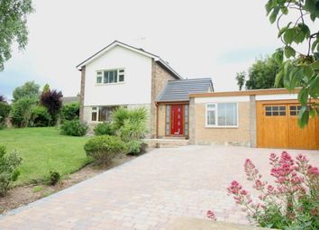 Thumbnail 4 bed detached house for sale in Westfield Drive, Worksop
