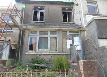 Thumbnail 2 bed terraced house for sale in Oak Street, Tonypandy