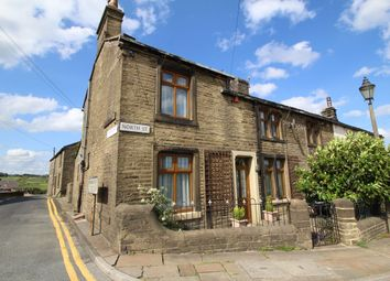 Thumbnail 3 bed terraced house for sale in North Street, Haworth, Keighley