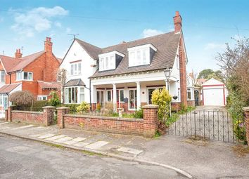 Thumbnail 4 bed detached house for sale in Albert Avenue, Skegness
