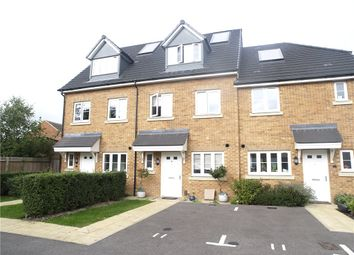 Thumbnail 3 bed terraced house for sale in Alpine Close, Epsom, Surrey