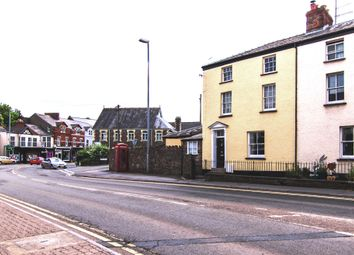 Thumbnail 4 bed end terrace house for sale in Merthyr Road, Abergavenny