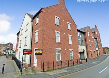 Thumbnail 2 bedroom flat for sale in Kenilworth Court, Stone, Staffordshire