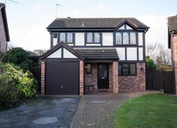 Thumbnail 3 bedroom detached house for sale in Killerton Park Drive, West Bridgford, Nottingham