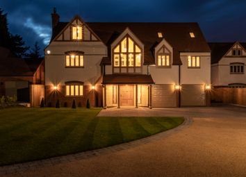 Thumbnail 6 bed detached house for sale in Broad Lane, Tanworth-In-Arden, Solihull