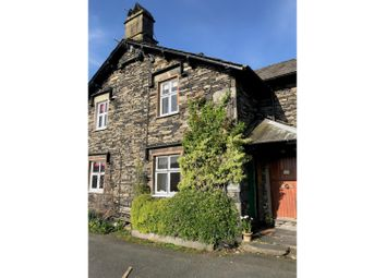 Thumbnail 2 bed cottage for sale in 9 Vale View, Coniston