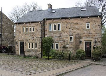 Thumbnail 3 bed semi-detached house for sale in The Stocks, Tintwistle, Glososp