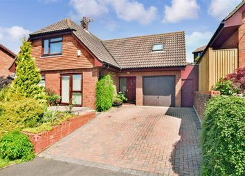 Thumbnail 3 bed bungalow for sale in Turnpike Hill, Hythe, Kent